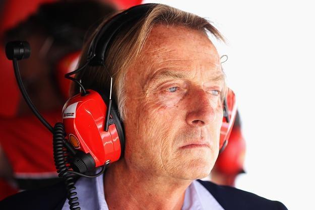 Luca di Montezemolo, szef Ferrari/fot. Mark Thompson /Getty Images