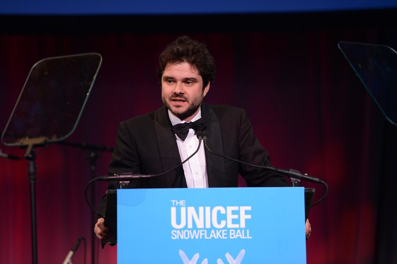 Luca Dotti kontynuuje misję swojej mamy, prowadząc Fundację im. Audrey Hepburn /Stephen Lovekin /Getty Images