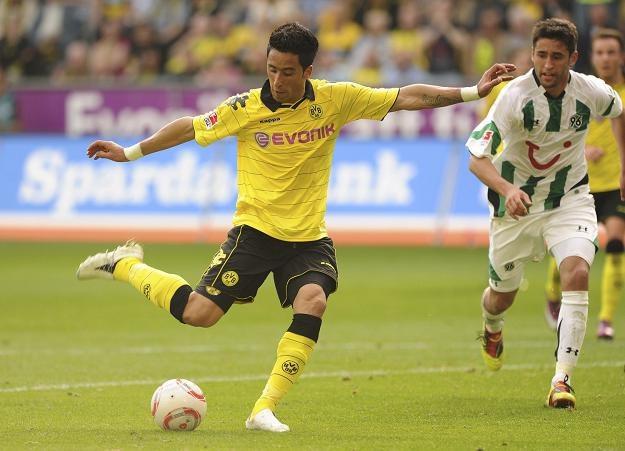 Lucas Barrios nie zagra w meczu Borussii Dortmund z SC Freiburg /AFP