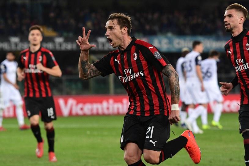 Lucas Biglia może opuścić Mediolan /MIGUEL MEDINA /AFP