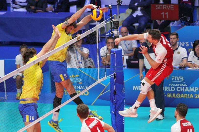 Lucas Loh (blokuje piłkę) /Getty Images