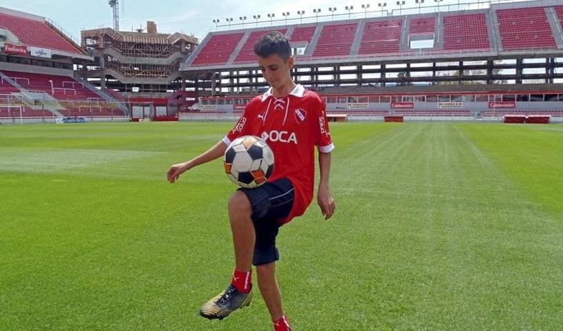 Lucas Patanelli. Źródło: clubaindependiente.com /INTERIA.PL