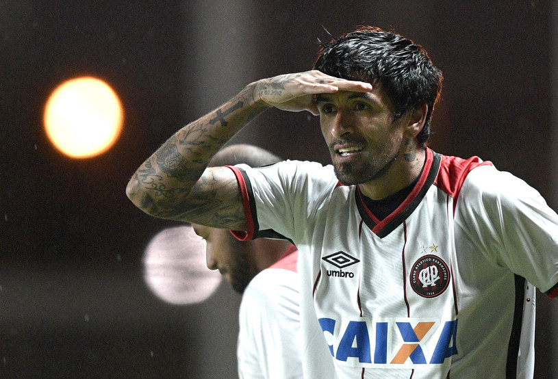 Lucho Gonzalez /JUAN MABROMATA /AFP