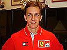 Luciano Burti w barwach Ferrari /INTERIA.PL