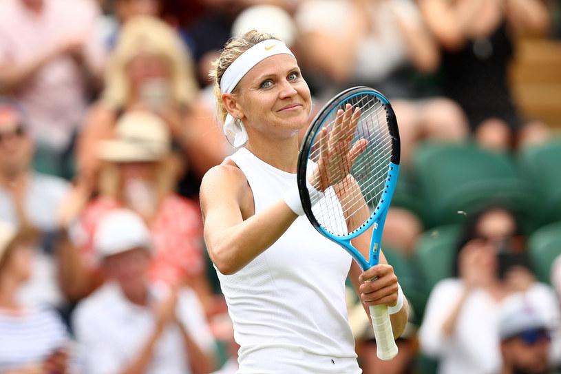 Lucie Safarova żegna się z tenisem / Matthew Stockman /Getty Images