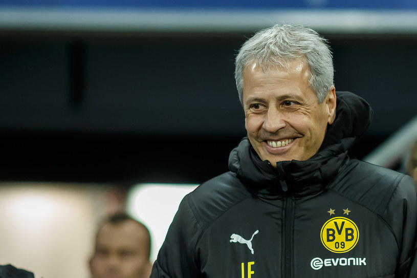 Lucien Favre /Getty Images