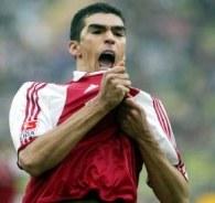 Lucio obudził Bayern w meczu z Hansą /AFP