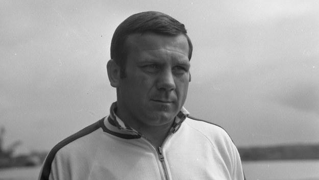 Lucjan Trela był legendarnym pięściarzem /Jerzy Undro /PAP