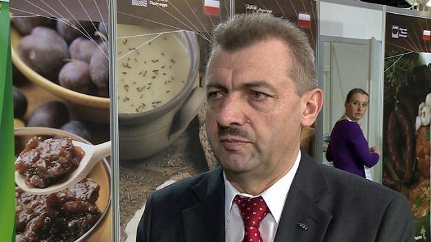 Lucjan Zwolak, wiceprezes Agencji Rynku Rolnego /Newseria Biznes
