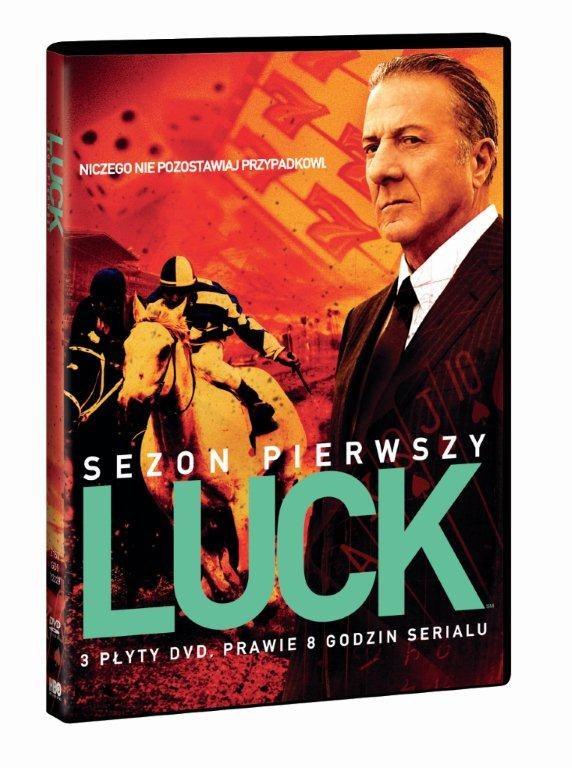 """""""Luck"""" na DVD /materiały dystrybutora"""