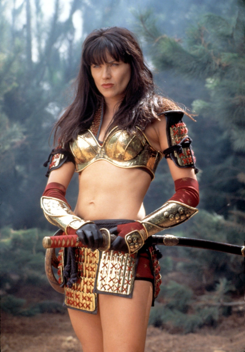 Lucy Lawless jako Xena /East News
