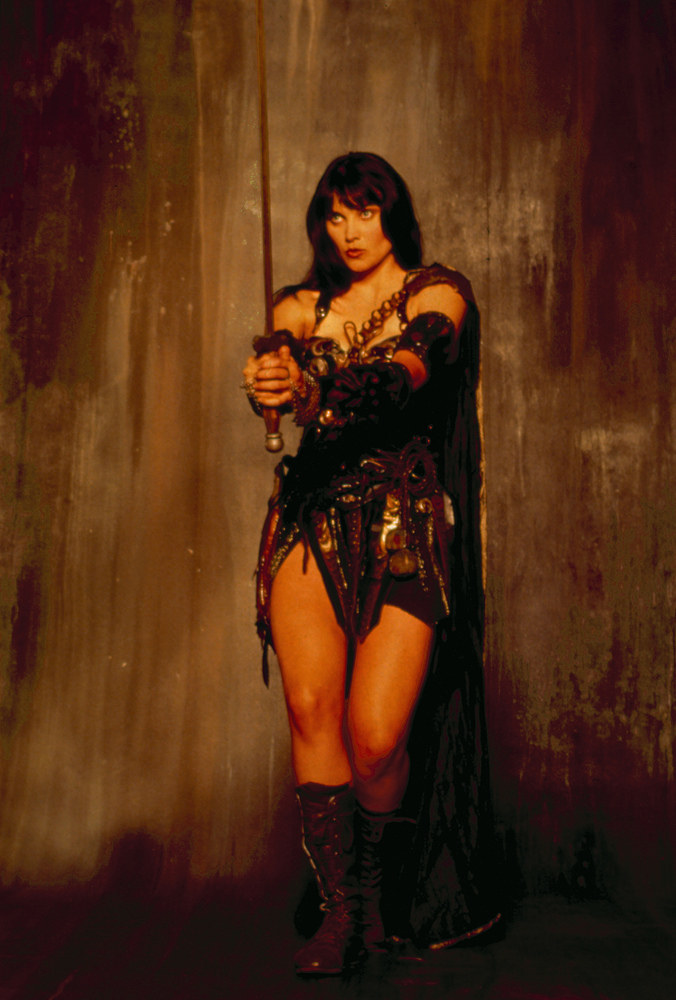 Lucy Lawless /AKPA