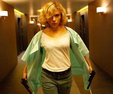 """""""Lucy"""" [recenzja]: Jestem Boginią"""