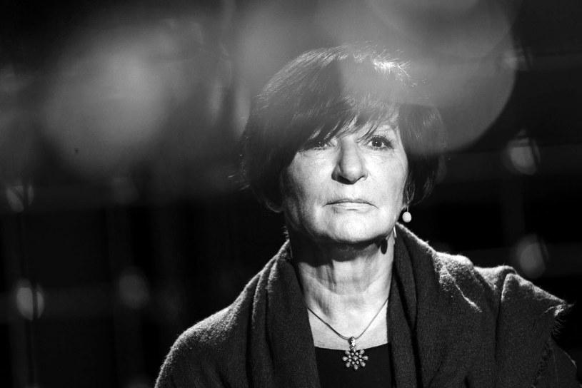 Lucyna Kobierzycka reprezentowała polskie gwiazdy filmowe i teatralne /Wojciech Olszanka /East News
