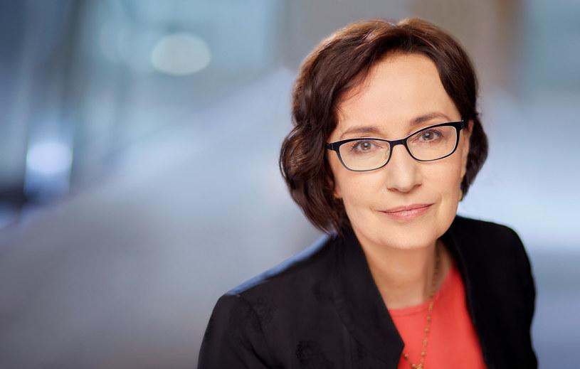 Lucyna Stańczak-Wuczyńska, przewodnicząca rady nadzorczej Banku BNP Paribas /materiały prasowe