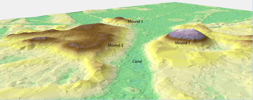 Lud Calusa budował sztuczne wyspy długo przed nami /materiały prasowe