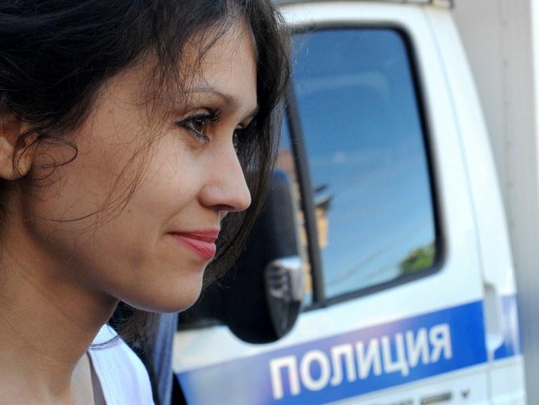 Ludmiła Sawczuk /AFP