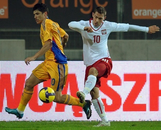 Ludovic Obraniak najpewniej nie pomoże kadrze w najbliższych meczach /AFP