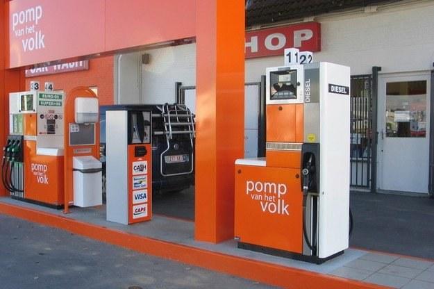 Ludowa stacja benzynowa /RMF