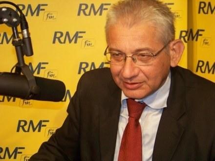 Ludwik Dorn /RMF