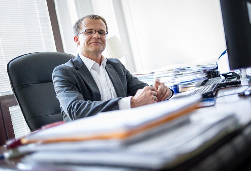 Ludwik Kotecki, dyrektor Klubu Odpowiedzialnych Finansów przy Europejskim Kongresie Finansowym /Bartosz Krupa /Agencja SE/East News