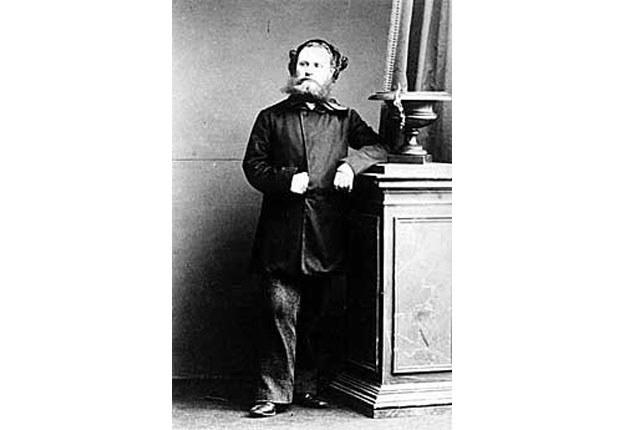 Ludwik Mierosławski (1814-1878) /INTERIA.PL