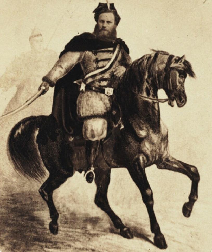 Ludwik Mierosławski (1814-1878) /Polona /domena publiczna