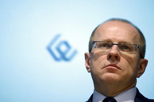 Ludwik Sobolewski, zawieszony prezes GPW. Fot. Adam Guz /Reporter