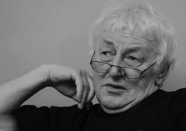 Ludwik Stomma na zdj. z 2013 roku / Andrzej Rybczyński    /PAP