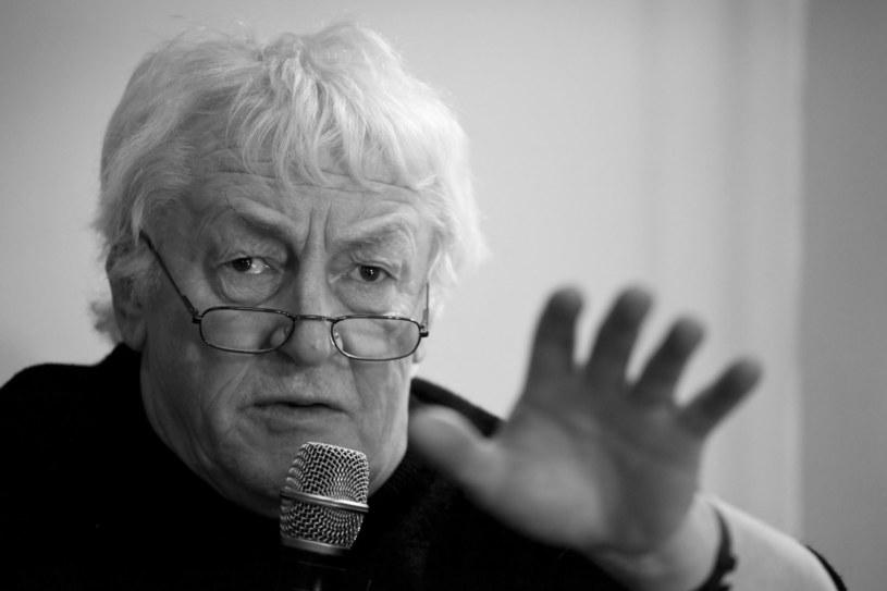 Ludwik Stomma, zdjęcie z 2013 roku /KAROL SEREWIS /East News