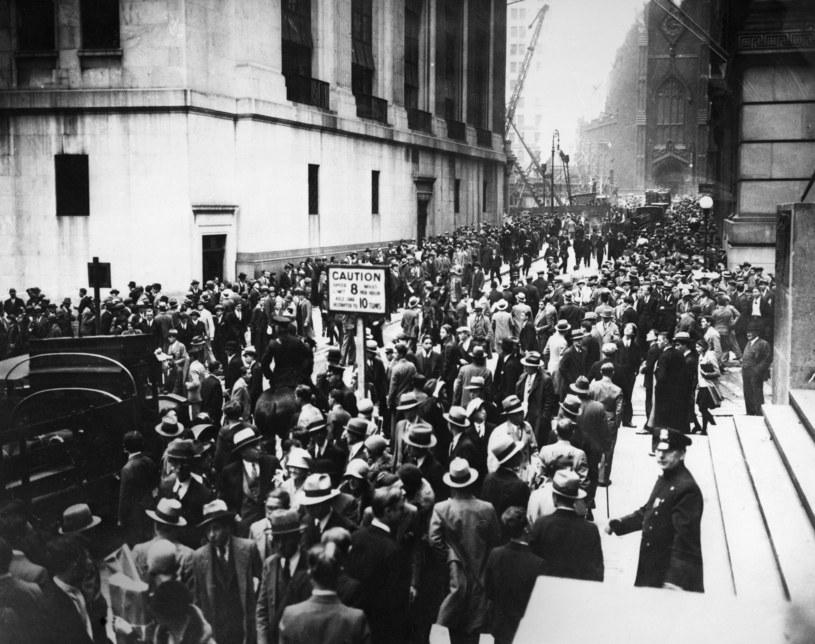 Ludzie potracili majątki /Granger History Collection /Agencja FORUM