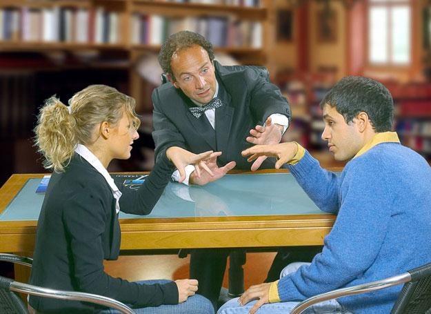 Ludzie wydają się zgadzać co do tego, jak powinien wyglądać gabinet dobrego terapeuty /© Panthermedia