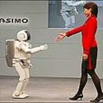 """Ludzki"" robot"