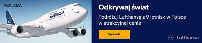 Lufthansa content box /materiały promocyjne