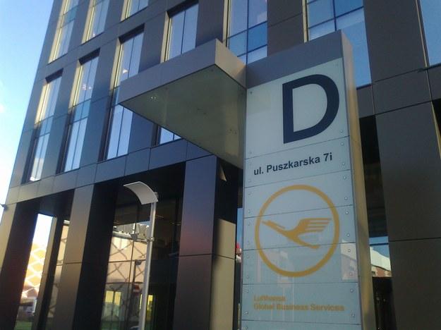 Lufthansa Global Business Services zatrudniać będzie wkrótce w Krakowie 800 osób /Krzysztof Mrówka /INTERIA.PL