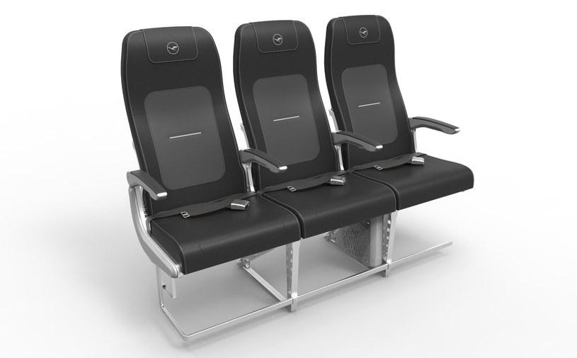Lufthansa zaprezentowała nowe fotele do Airbusów A320 /materiały prasowe
