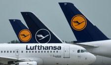Lufthansa zawiesza loty nad Białorusią