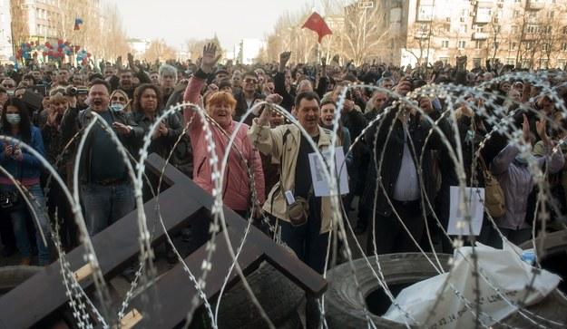 Ługańsk: Nie było szturmu, trwają negocjacje