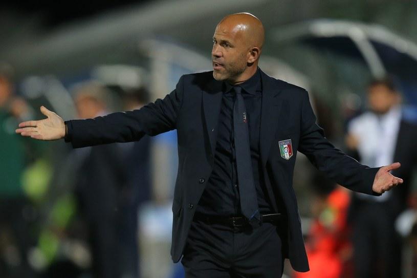 Luigi Di Biagio został selekcjonerem Włoch. Tymczasowym? /AFP