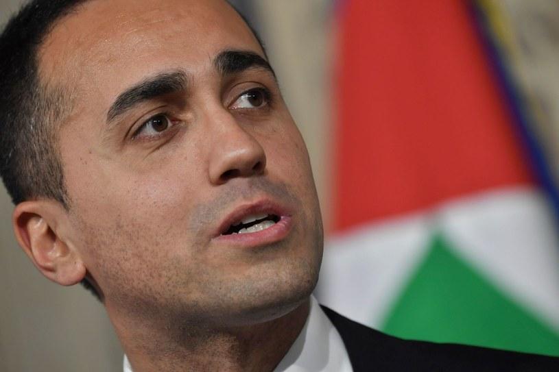 Luigi Di Maio /AFP