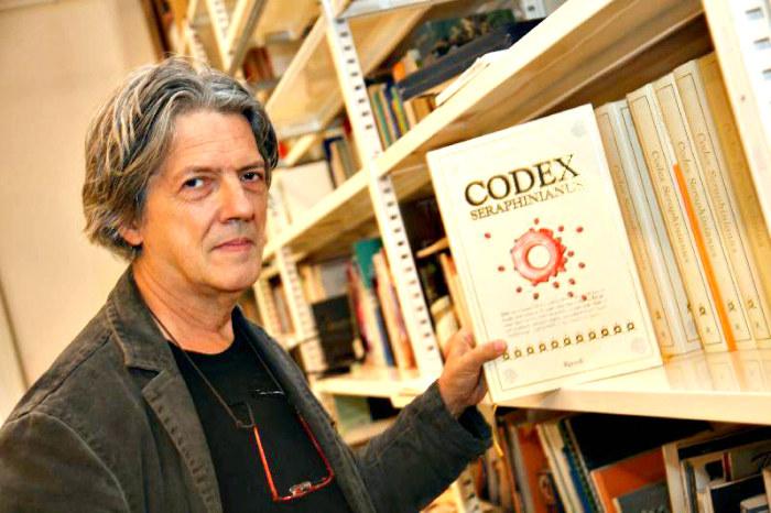 Luigi Serafini - autor Codexu i jeden z najbardziej tajemniczych artystów żyjących współcześnie /materiały prasowe