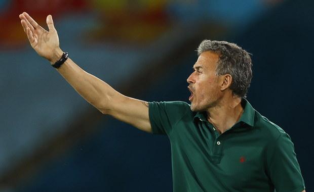 Luis Enrique: Podobała mi się gra Polski