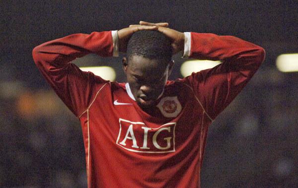 Luis Saha gra w angielskich klubach od 1999 roku /AFP