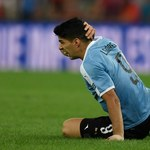 Luis Suarez domagał się karnego za to, że bramkarz odbił piłkę ręką
