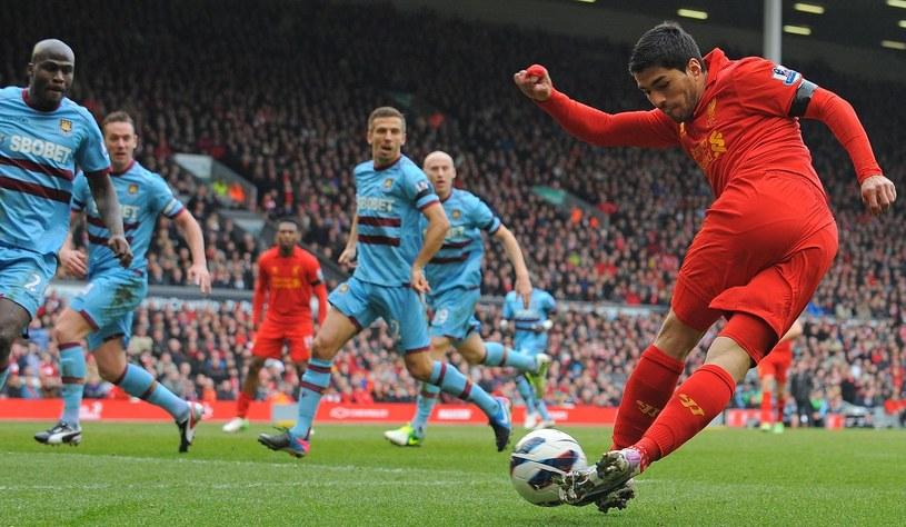 Luis Suarez jest blisko transferu do Realu Madryt /AFP