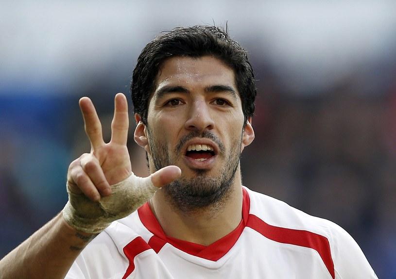 Luis Suarez liczy na lepszą przyszłość w Barcelonie. /AFP