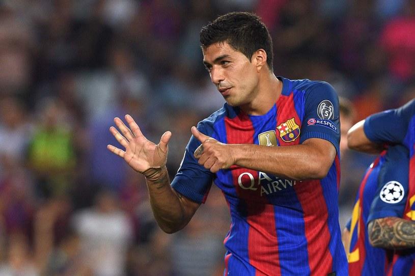Luis Suarez przeszedł z Liverpoolu do Barcelony za 65 milionów funtów /AFP