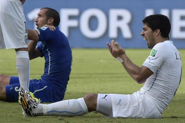 Luis Suarez /AFP