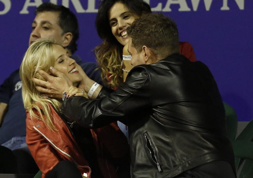 Luisana Lopilato i Michael Buble /Gabriel Rossi /Getty Images