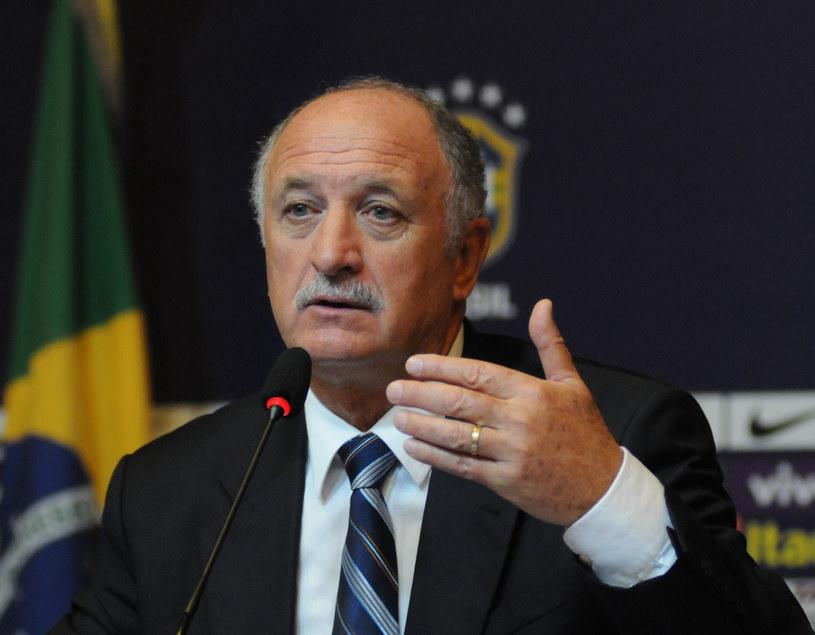 Luiz Felipe Scolari /AFP